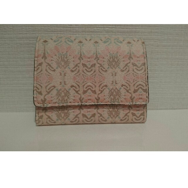 cartier ライター | Ane Mone - Ane Mone ブランド柄プリント  3つ折り財布の通販 by little❤my shop