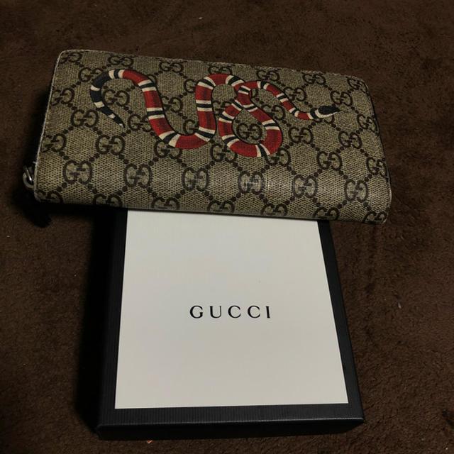 楽天 アルマーニ 時計 偽物ヴィトン - Gucci - gucci 長財布の通販 by bb's shop