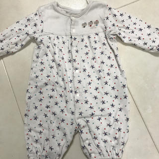 エル(ELLE)のELLE baby 50〜60 新生児 ベビー服(カバーオール)