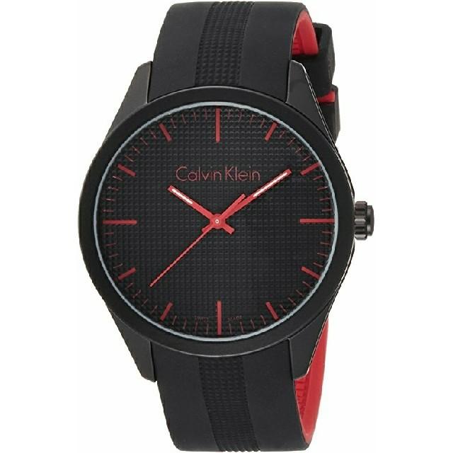 腕時計 スーパーコピー レビュー - Calvin Klein - CALVIN KLEIN(カルバン・クライン) 腕時計 K5E51TB1の通販 by  miro's shop