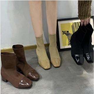 トゥデイフル(TODAYFUL)の【3color】ソックスブーツ(ブーツ)