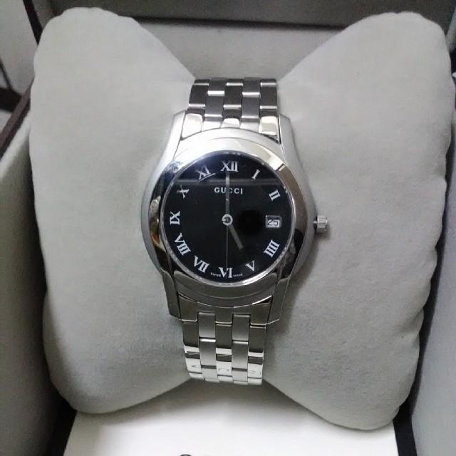 メンズ 時計 スーパーコピー2ちゃんねる | Gucci - GUCCI(グッチ) 腕時計 Gクラス YA055302の通販 by  miro's shop