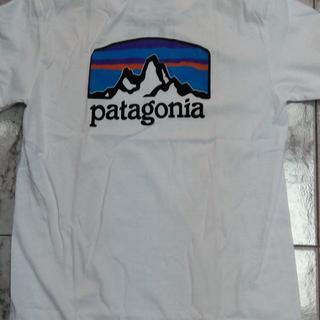 patagonia - patagonia パタゴニア 長袖ロングT シャツ 商品番号PR01 白 S