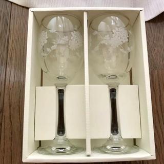 ローラアシュレイ(LAURA ASHLEY)のローラアシュレイ ワイングラス 新品 未使用(グラス/カップ)