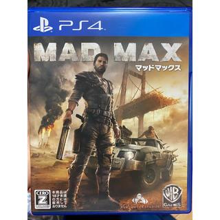 プレイステーション4(PlayStation4)のマッドマックス PS4(家庭用ゲームソフト)