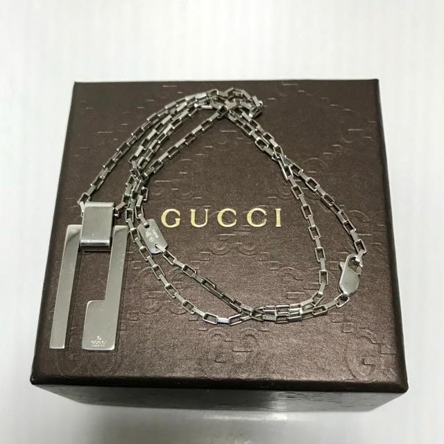 louis vuitton 時計 偽物 996 - Gucci - 美品 グッチ Gネックレスの通販 by たる。's shop