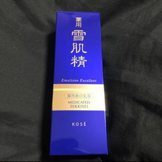 セッキセイ(雪肌精)のコーセー 雪肌精 薬用美白乳液(乳液/ミルク)