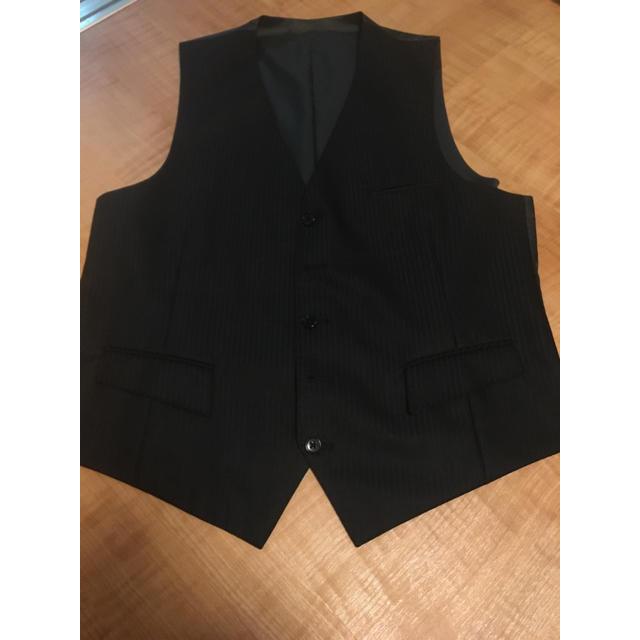 ORIHICA(オリヒカ)の最終SALE‼️【極美品/黒/L】 ORIHICA 3ピーススーツ【最終】 メンズのスーツ(セットアップ)の商品写真