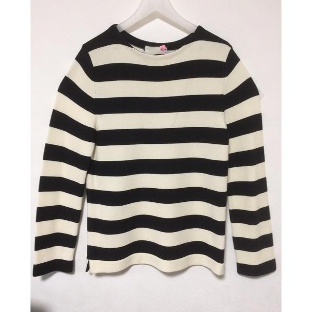Gucci - グッチ ストライプコットン クルーネックセーターの通販 by carp