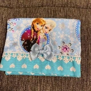 アナトユキノジョオウ(アナと雪の女王)のアナ雪 移動ポケット アナと雪の女王 ディズニー プリンセス エルサ(外出用品)