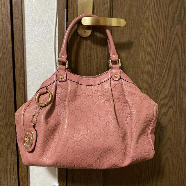 Gucci - グッチGUCCIシマー ショルダー バッグの通販 by らーちゃん's shop