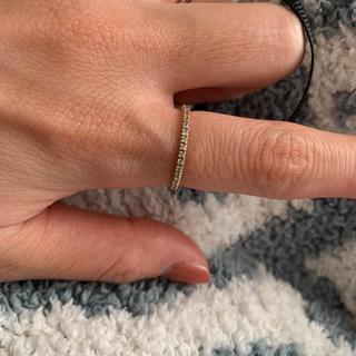 アガット(agete)の指輪 7号(リング(指輪))