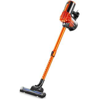 掃除機 サイクロン式 15KPa 強力吸引 軽量 5mコード付き 2way(掃除機)