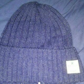 アールニューボールド(R.NEWBOLD)のR. NEWBOLD ニット帽(ニット帽/ビーニー)
