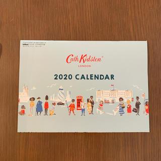 キャスキッドソン(Cath Kidston)の新品未使用 キャスキッドソン 2020 カレンダー(カレンダー/スケジュール)