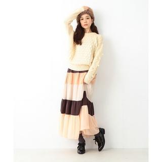 CAROLINA GLASER - CAROLINA GLASER  配色スカート