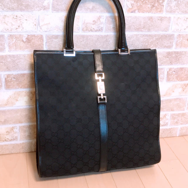 Gucci - 《美品》GUCCI(グッチ)ハンドバッグの通販 by ジェイソン's shop