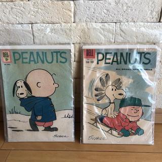 ピーナッツ(PEANUTS)のアンティーク PEANUTS 雑誌 【2冊】【レア】(アート/エンタメ/ホビー)