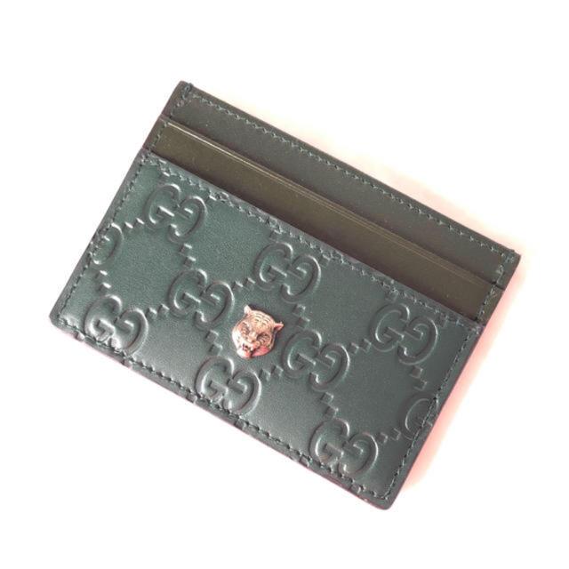 Gucci - 年末年始SALE  GUCCI  グッチ  カードケース  激レアの通販 by daiya's shop