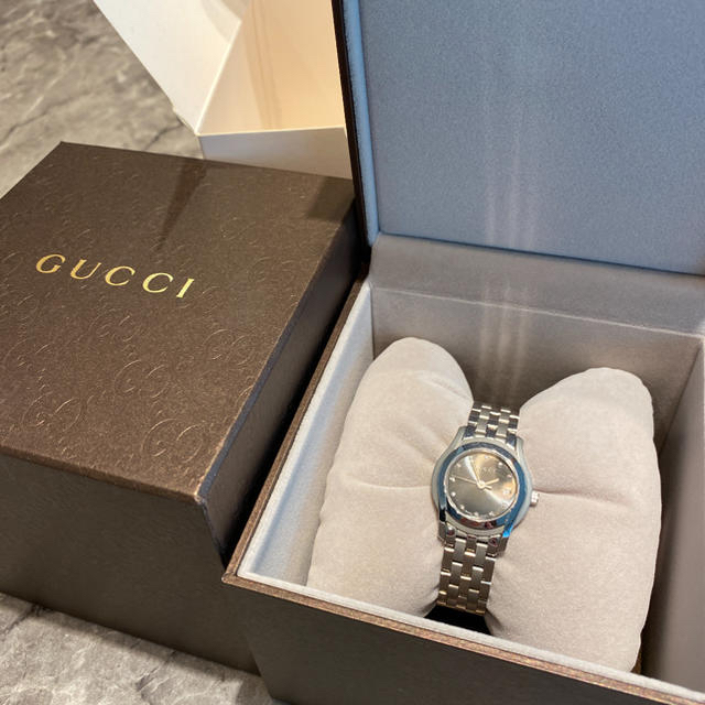 Gucci - グッ�レディースダイヤ腕時計 Gクラス(G-CLASS) YA055534�通販 by miitan's  shop