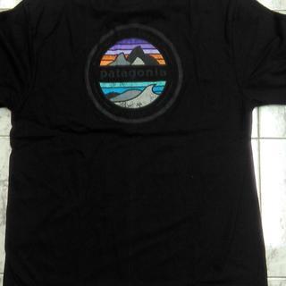 patagonia - patagonia パタゴニア 長袖ロングT シャツ 商品番号PR02 黒