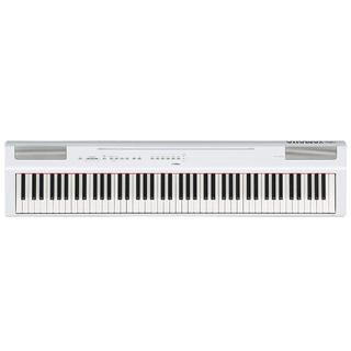 ヤマハ YAMAHA 電子ピアノ Pシリーズ 88鍵盤 ホワイト P-125WH(電子ピアノ)