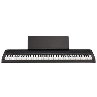 KORG 電子ピアノ B2 BK 88鍵 ブラック ダンパーペダル(電子ピアノ)