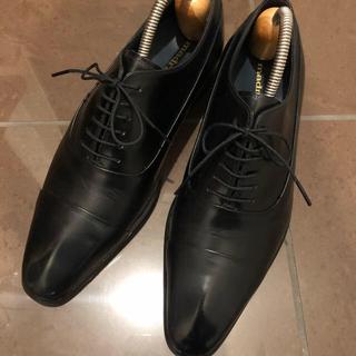 マドラス(madras)の【美品】madras ビジネスシューズ 2足セット革靴 25.5(ドレス/ビジネス)