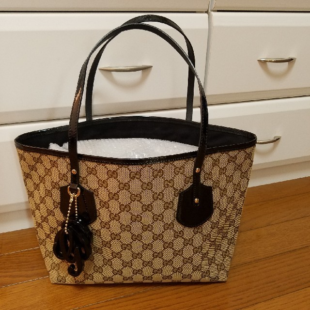 Gucci - グッチ トートバッグの通販 by coco's shop
