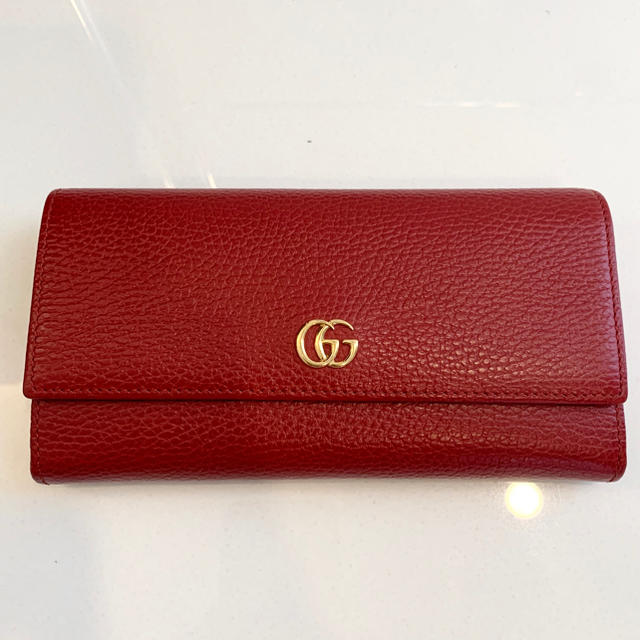 Gucci - グッチ GGマーモント 長財布 ウォレットの通販 by importlove's shop