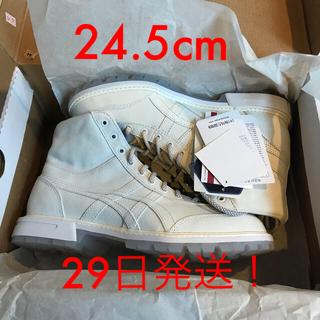 オニツカタイガー(Onitsuka Tiger)の山下智久×オニツカタイガー リンカン ブーツ 24.5cm(ブーツ)