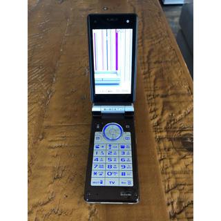 アクオス(AQUOS)のガラケー SHARP AQUOS SH903ITV(携帯電話本体)