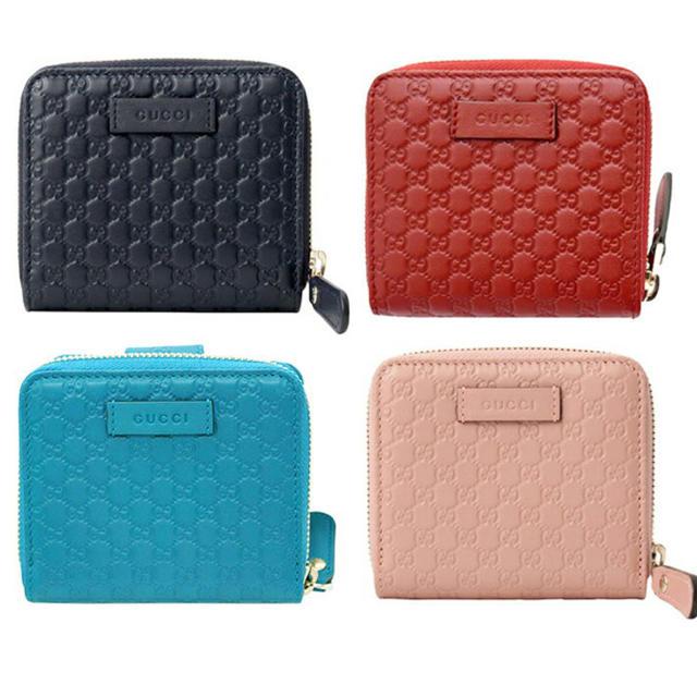 Gucci - GUCCI 二つ折り財布の通販 by rinns shop