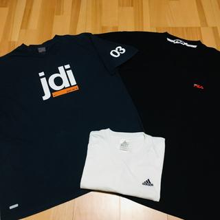 フィラ(FILA)のFILA NIKE スポーツブランド セット ロゴ 刺繍 adidas (Tシャツ/カットソー(半袖/袖なし))
