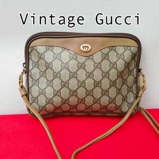 Gucci - 良品 オールドグッチ 2way ビンテージショルダーバッグ クラッチバッグ 廃盤の通販