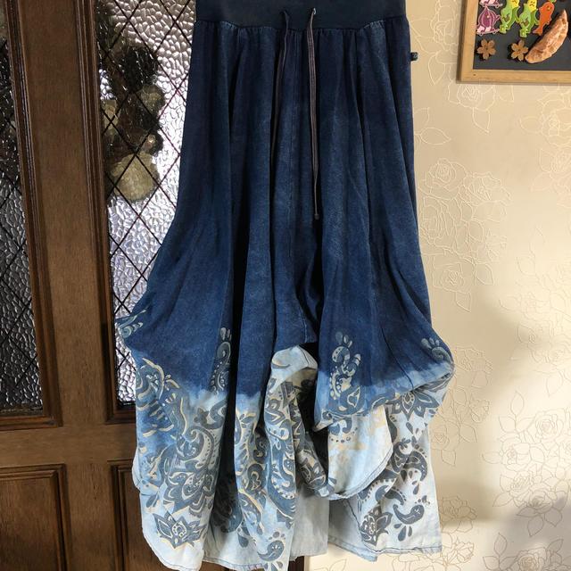 EL RODEO(エルロデオ)のスカート レディースのスカート(ロングスカート)の商品写真