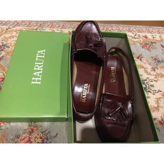 ハルタ(HARUTA)の年始セール ハルタ 23cm(ローファー/革靴)