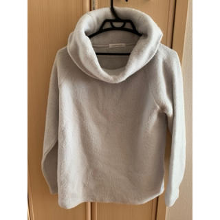 ローリーズファーム(LOWRYS FARM)のグレー セーター(ニット/セーター)
