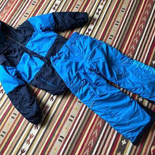 コロンビア(Columbia)の美品 コロンビア スキーウエア 上下 8歳 130cm 男女スキー スノーボード(ウエア)