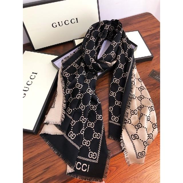 Gucci - gucciマフラー/ショール🌟8000円🌟の通販 by id:qq912299952を追加してください。