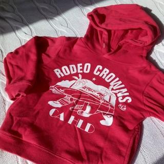 ロデオクラウンズ(RODEO CROWNS)のRODEO CROWNS パーカー(Tシャツ/カットソー)