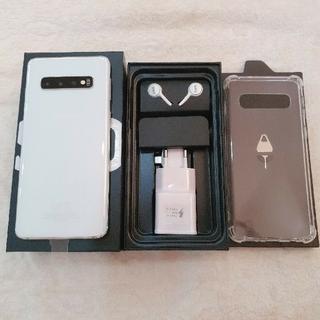 サムスン(SAMSUNG)のJangJang様 Dual  S10 128GB Fullbox Simフリー(スマートフォン本体)
