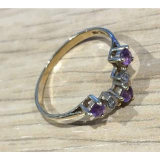 10K リング パープル(93016277)(リング(指輪))