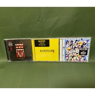 ワンオクロック(ONE OK ROCK)のワンオクロック アルバム 海外版 3セット(ポップス/ロック(邦楽))