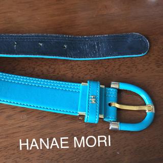 ハナエモリ(HANAE MORI)のHANAE  MORIのベルト(ベルト)