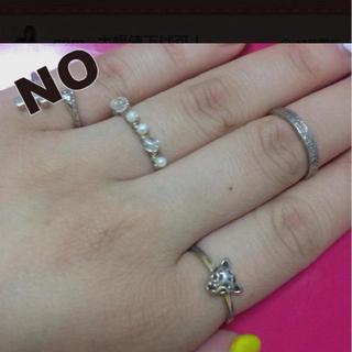 指輪セットで300円♡(リング(指輪))