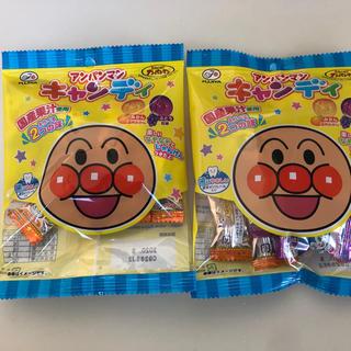 アンパンマン(アンパンマン)のアンパンマンキャンディ2袋(菓子/デザート)
