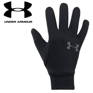 UNDER ARMOUR - (新品)大人気アンダーアーマー フリース ストレッチ グローブ 手袋