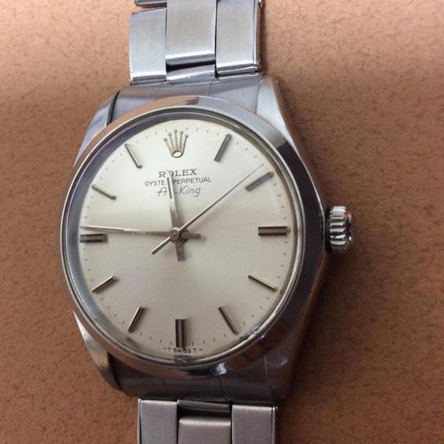 カルティエ 置き時計 / ROLEX - ロレックス エアキングの通販 by こまつ's shop