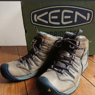 キーン(KEEN)のKEEN キーン トレッキング ブーツ シューズ 防水透湿(登山用品)